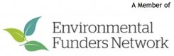 a member of environmental funders network